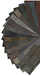 Asphalt Shingle Roofing Options in East Tennessee